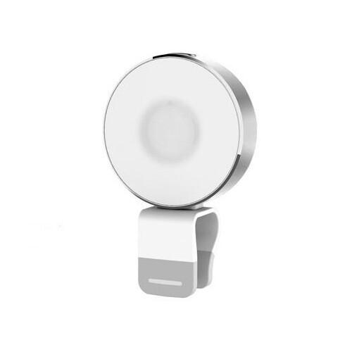 Вспышка ROCK OMI 10-LED's Silver для телефонов