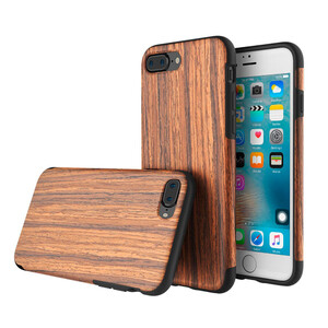 Купить Чехол ROCK Origin Series (Grained) Padauk для iPhone 7 Plus/8 Plus
