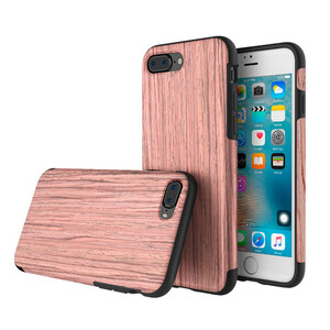 Купить Чехол ROCK Origin Series (Grained) Rosewood для iPhone 7 Plus/8 Plus