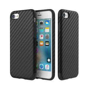 Купить Карбоновый чехол ROCK Origin Series (Textured) Black для iPhone 7/8