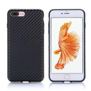 Купить Карбоновый чехол ROCK Origin Series (Textured) Black для iPhone 7 Plus/8 Plus