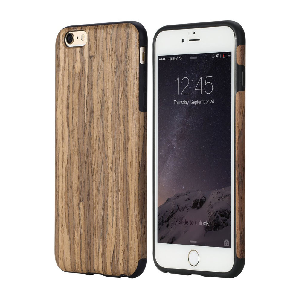 Чехол ROCK Origin Series Rosewood для iPhone 6 Plus/6s Plus
