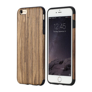 Купить Чехол ROCK Origin Series Rosewood для iPhone 6/6s Plus