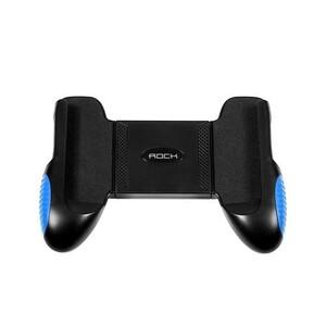 Купить Игровой джойстик для смартфонов ROCK Portable Game Grip Blue
