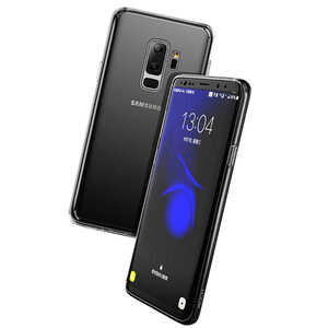 Купить Защитный чехол ROCK Pure Series Transparent Black для Samsung Galaxy S9 Plus