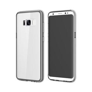 Купить Пластиковый чехол ROCK Pure Series Transparent Grey для Samsung Galaxy S8