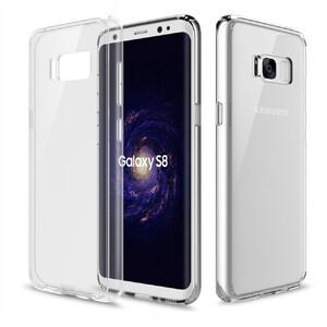 Купить Пластиковый чехол ROCK Pure Series Transparent для Samsung Galaxy S8 Plus