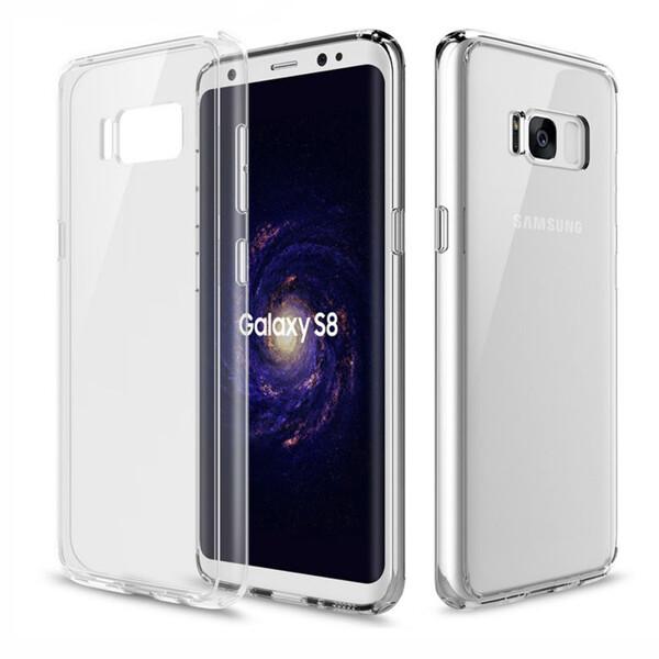 Пластиковый чехол ROCK Pure Series Transparent для Samsung Galaxy S8 Plus