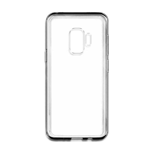 Защитный чехол ROCK Pure Series Transparent Black для Samsung Galaxy S9