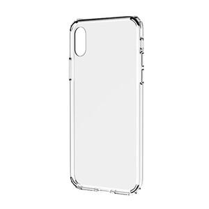 Купить Пластиковый чехол ROCK Pure Series Transparent для iPhone X
