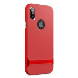 Купить Чехол-накладка ROCK Royce Series Red для iPhone X/XS