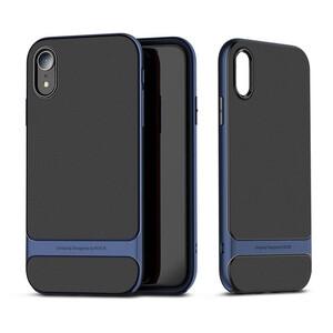 Купить Чехол-накладка ROCK Royce Series Blue для iPhone XR