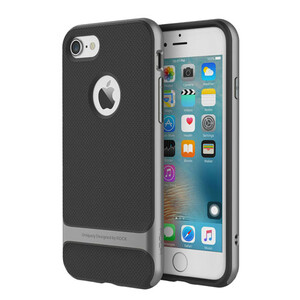 Купить Чехол ROCK Royce Series Grey для iPhone 7