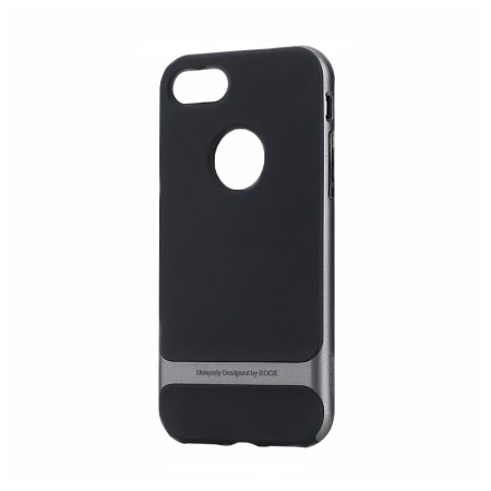 Чехол ROCK Royce Series Grey для iPhone 7 Plus