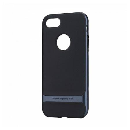 Чехол ROCK Royce Series Navy Blue для iPhone 7 Plus/8 Plus
