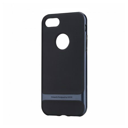 Чехол ROCK Royce Series Navy Blue для iPhone 7 Plus