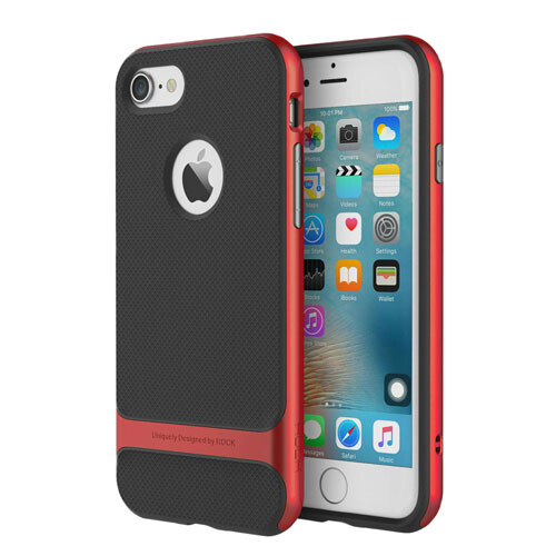 Чехол ROCK Royce Series Red для iPhone 7/8