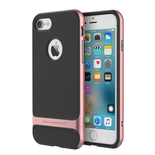 Чехол ROCK Royce Series Rose Gold для iPhone 7
