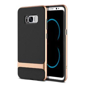 Купить Чехол-накладка ROCK Royce Series Gold для Samsung Galaxy S8 Plus