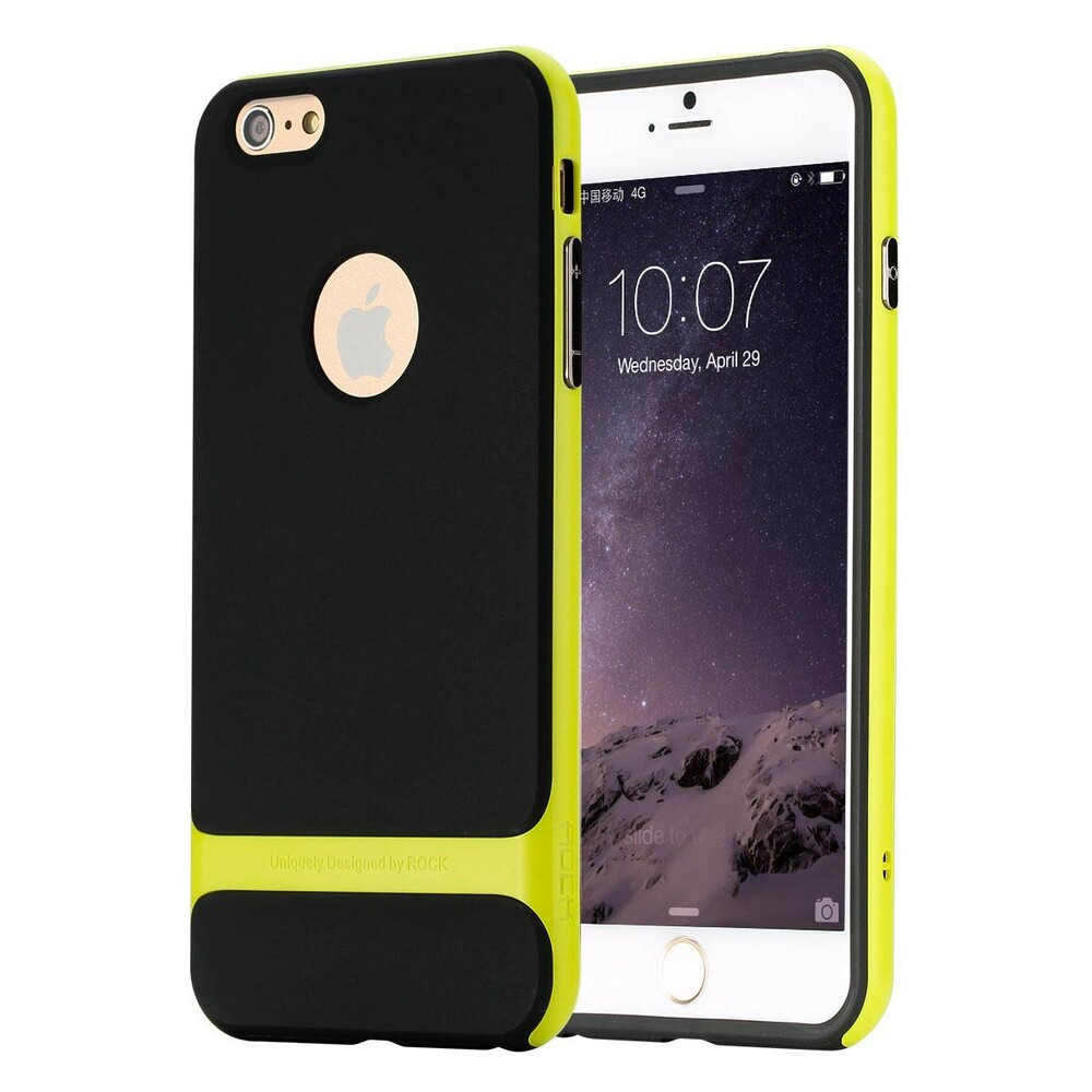 Чехол ROCK Royce Series Green для iPhone 6 Plus/6s Plus