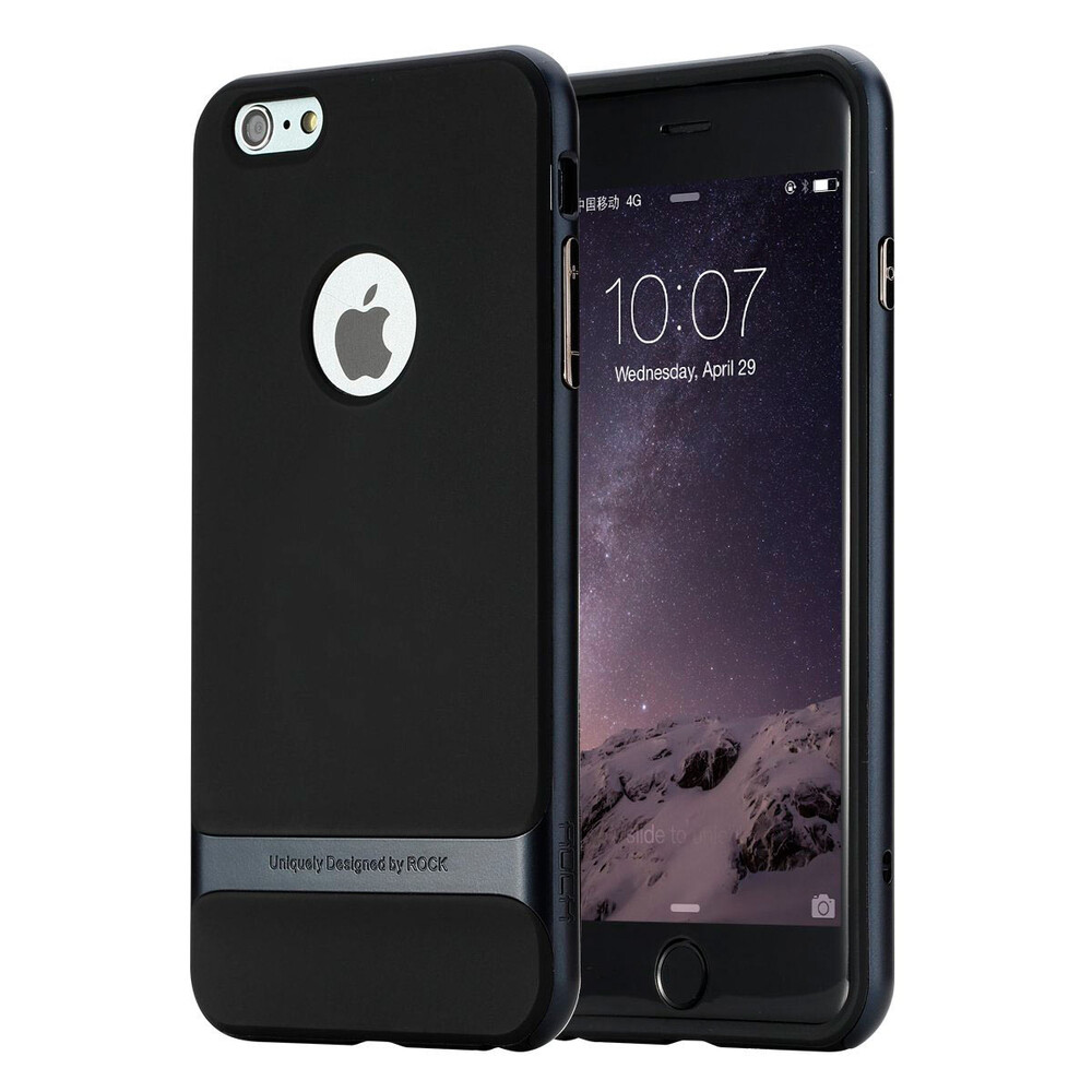Чехол ROCK Royce Series Navy для iPhone 6 Plus/6s Plus
