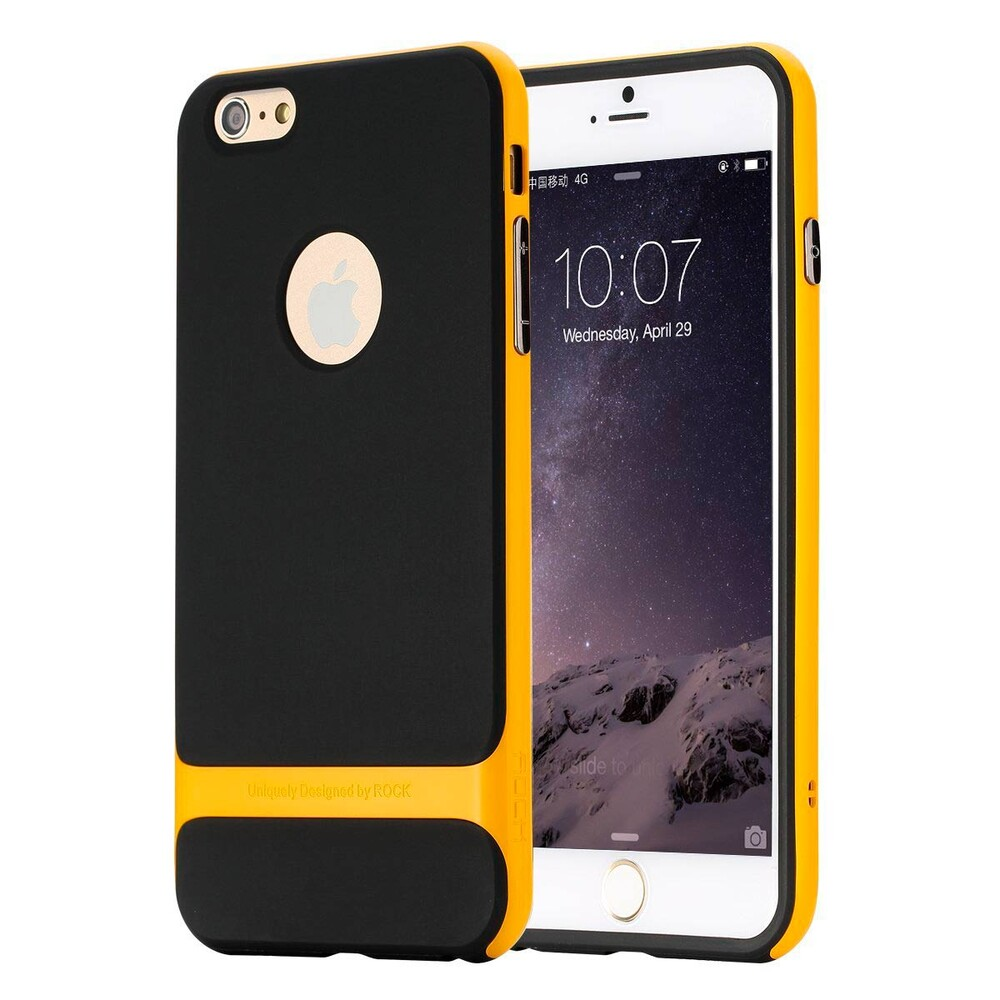Чехол ROCK Royce Series Orange для iPhone 6/6s