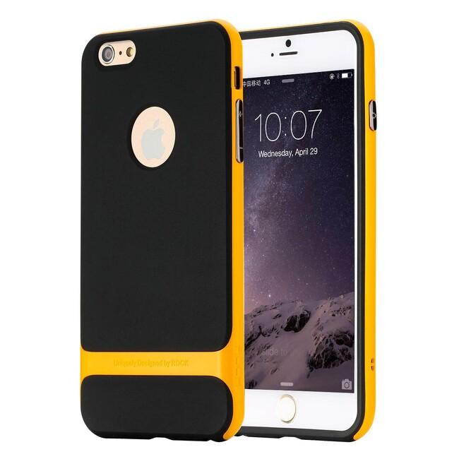 Чехол ROCK Royce Series Orange для iPhone 6/6s Plus