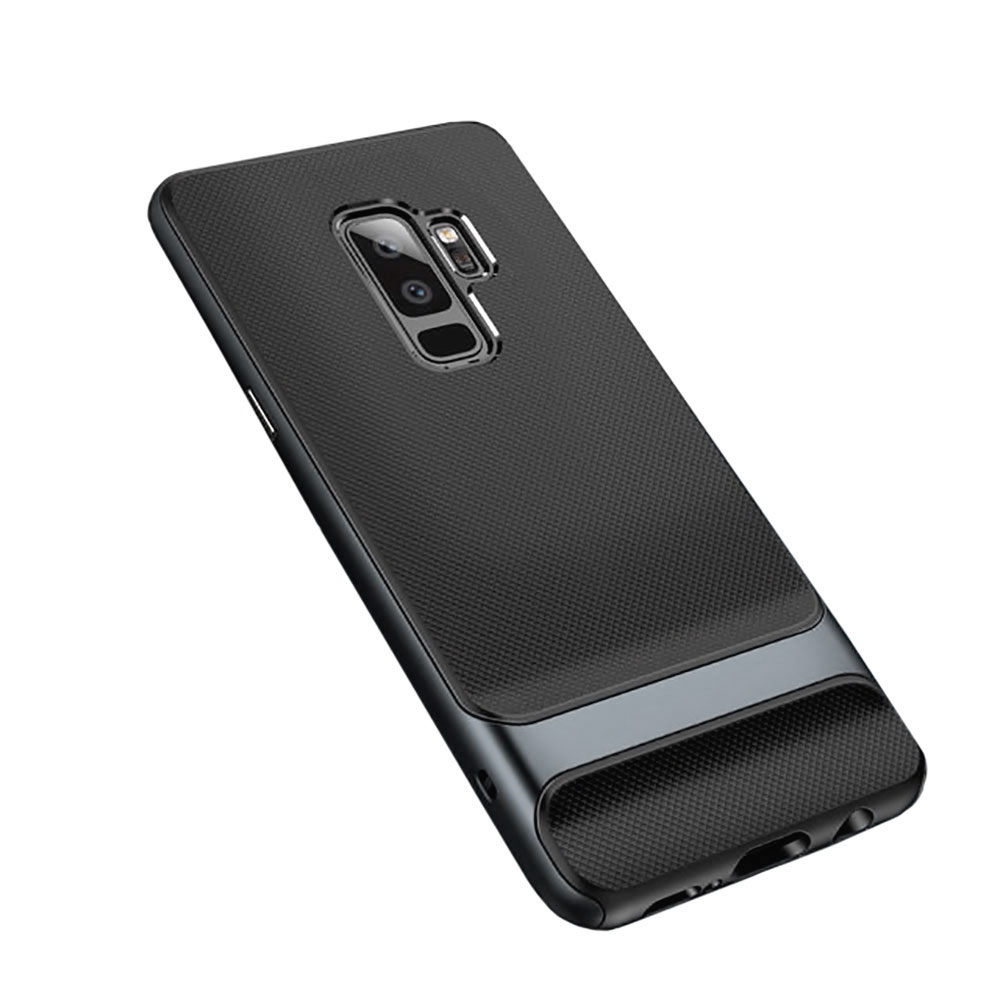 Купить Защитный чехол ROCK Royce Series Iron Gray для Samsung Galaxy S9 Plus