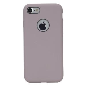 Купить Силиконовый чехол ROCK Touch Silicone Light Purple для iPhone 7