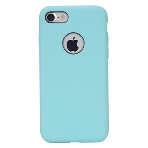 Купить Силиконовый чехол ROCK Touch Silicone Light Blue для iPhone 7/8