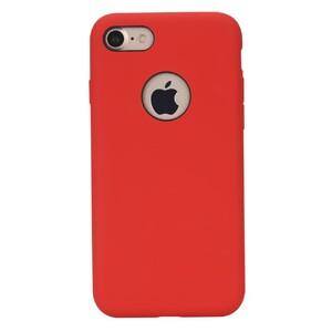 Купить Силиконовый чехол ROCK Touch Silicone Red для iPhone 7 Plus