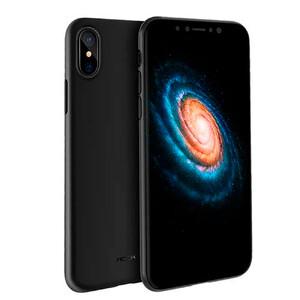 Купить Ультратонкий чехол Rock Slim Case Black для iPhone X