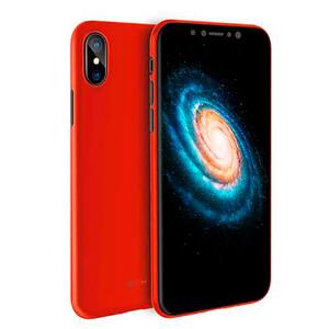 Купить Ультратонкий чехол ROCK Naked Series Red для iPhone X