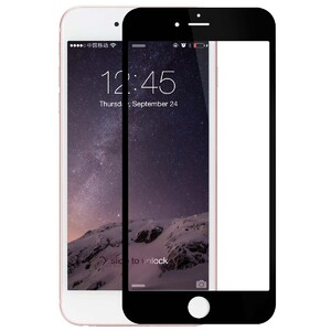 Купить Защитное стекло ROCK Tempered Full Glass Black для iPhone 6 Plus/6s Plus