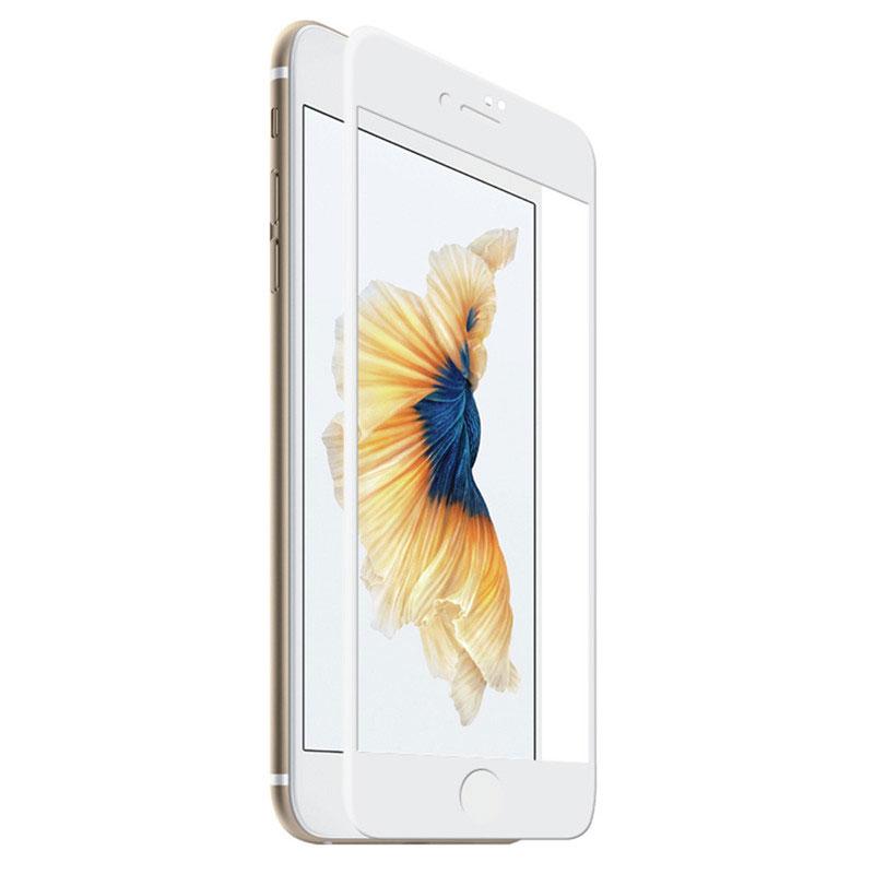 Купить Защитное стекло ROCK Tempered Full Glass White для iPhone 7 Plus | 8 Plus