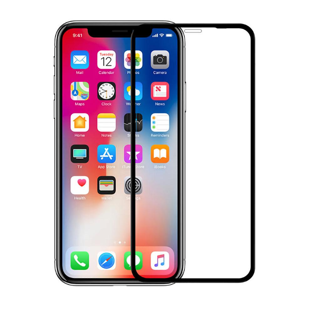 Купить Полноэкранное защитное стекло ROCK Soft Edge 0.23mm для iPhone 11 Pro Max | XS Max