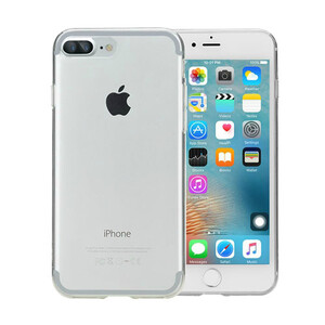 Купить Чехол ROCK Ultrathin TPU Slim Jacket Transparent для iPhone 7 Plus/8 Plus