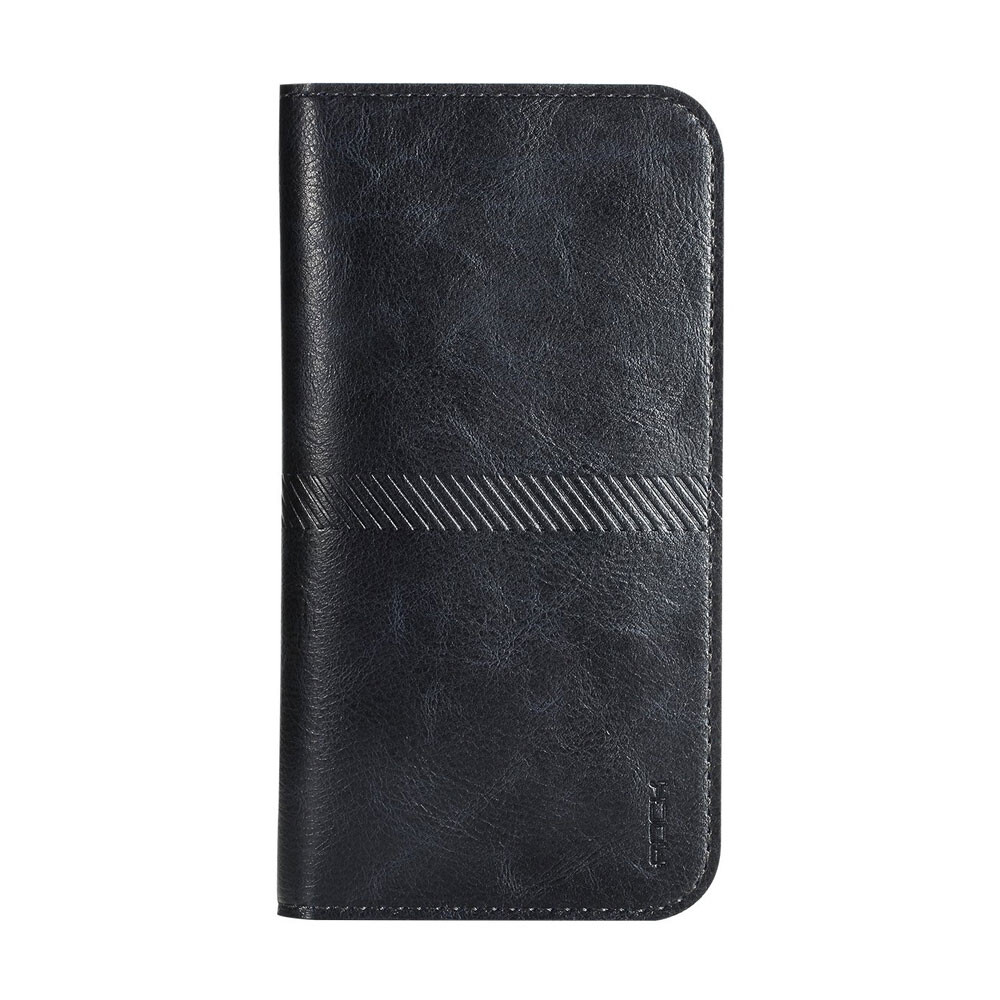 Чехол ROCK Universal Wallet Case Black для iPhone 6/6s/7