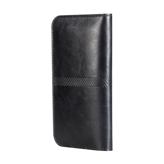 Чехол ROCK Universal Wallet Case Black для iPhone 6/6s/7 Plus