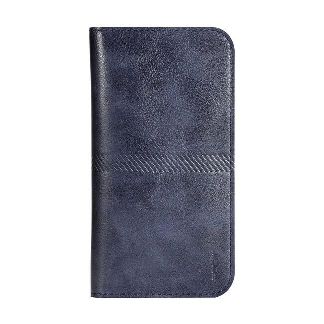 Чехол ROCK Universal Wallet Case Dark Blue для iPhone 6/6s/7