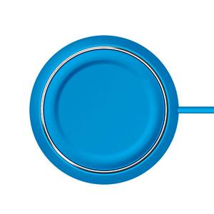 Купить Беспроводное зарядное устройство ROCK W5 Wireless Charger Blue DT-610