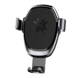 Купить Автодержатель с беспроводной зарядкой ROCK Wireless Charging Gravity Car Mount 10W