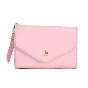 Купить Розовый женский кошелек Crown для iPhone, iPod Touch