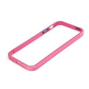 Купить Розовый бампер Apple для iPhone 5/5S/SE