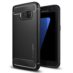 Купить Чехол Spigen Rugged Armor для Samsung Galaxy S7