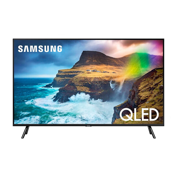 """Телевизор Samsung 49"""" 4K Smart QLED TV Gray 2019 (Q70R)"""