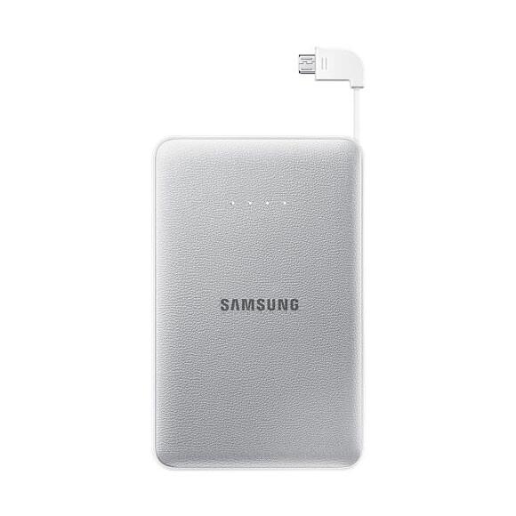 Универсальный внешний аккумулятор Samsung Battery Pack 11300mAh Silver