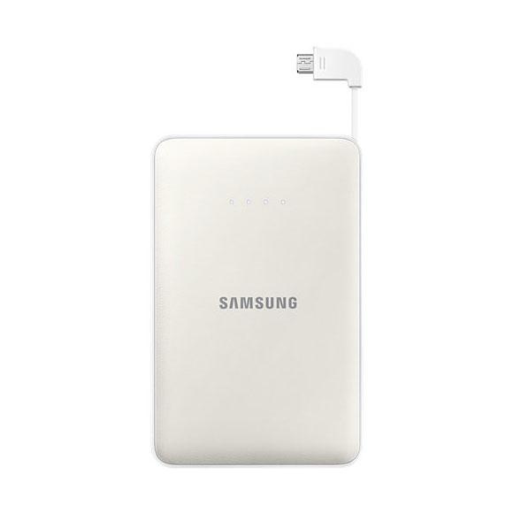 Универсальный внешний аккумулятор Samsung Battery Pack 11300mAh White