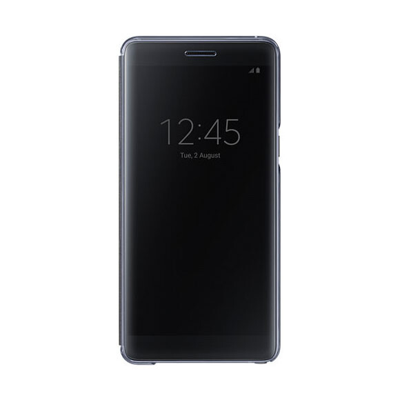 Чехол Samsung Clear View Cover Black для Samsung Galaxy Note 7