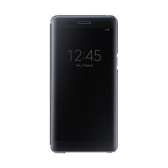 Чехол Samsung Clear View Cover Black для Samsung Galaxy Note 7